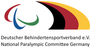 Logo Deutscher Behindertensportverband e.V. - National Paralympic Committee Germany