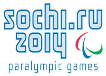 Logo Paralympic in Sotchi